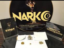 Karabük'te uyuşturucu operasyonu: 2 gözaltı