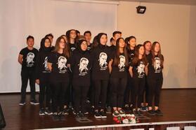 Atatürk, Kula'da anıldı