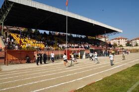 Akşehir'de atletizm yarışması düzenlendi