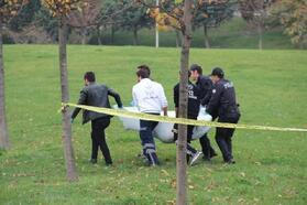 Esenyurt'ta boş arazide ceset bulundu