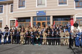 Bakan Soylu, Şırnak Jandarma Bölge Komutanlığı'nın açılışına katıldı