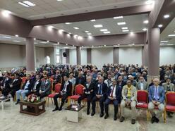 İslahiye'de peygamberimiz ve aile konulu konferans