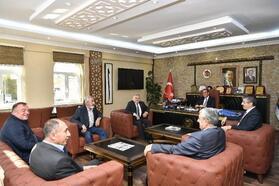 Başkan Büyükkılıç, İncesu'da inceleme yaptı