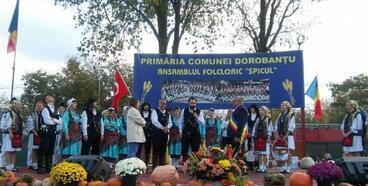 Romanya'da festivale katıldılar