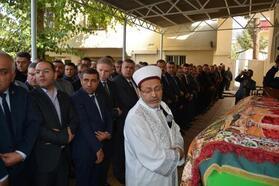 MHP Milletvekili Taşdoğan'ın acı günü