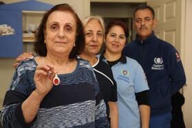 Gaziemir Belediyesi'nin 'Can Butonu' projesi finalde