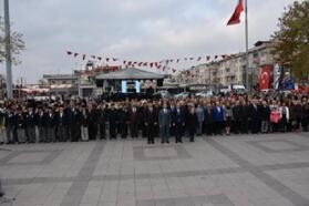 Şarköy'de 97'nci yıl kutlamaları