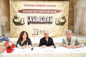 Türkan Şoray'ın onur konuğu olduğu 'Şahmeran' etkinliği sona erdi