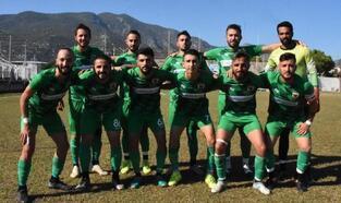 Kumluca Belediyespor- Kınıkspor: 3-2