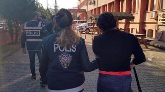 Malatya'da fuhuş baskını: 3 gözaltı var