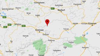 Son dakika: Erzincan'da 3,1 büyüklüğünde deprem