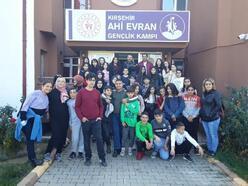 Kırşehir'de ara tatil kampı
