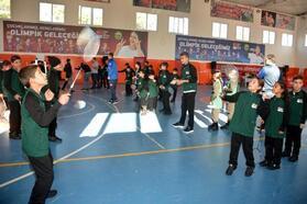 Kırıkhan'da spor etkinlikleri