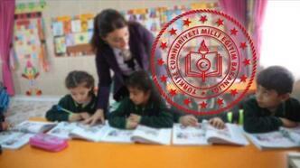 MEB, öğretmenler için alan değişikliği takvimini duyurdu