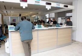 Nilüfer'deki Mali Hizmetler Müdürlüğü vezneleri, hafta sonunda da hizmet verecek