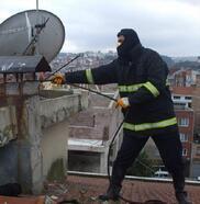 Altınova İtfaiye'den vatandaşlara uyarı