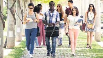 En çok yabancı öğrenci Anadolu'da