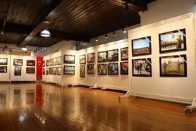 Yalova'da haber fotoğrafları sergisi