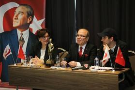 Heldef, 'Balkan Derneği Ödül Töreni'ni  yurt dışına taşımak
