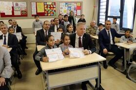 Gaziantep'te 632 bin öğrenci karne aldı