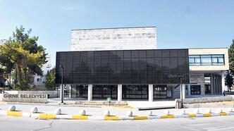 Girne'de yeni hizmet  binası faaliyete başladı