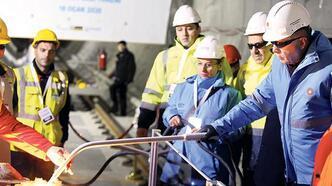 Türkiye'nin ilk hızlı metro hattı