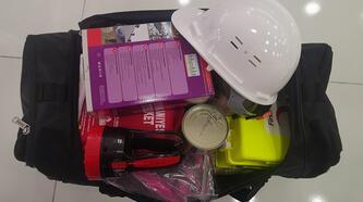 Deprem çantalarına talep arttı