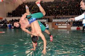 Şalvar Güreşi Dünya Şampiyonası heyecanı başladı