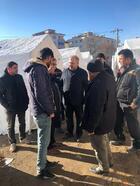 AK Parti Tek'ten Alevi köylerine yardım yapılmadığı iddialarına tepki