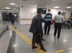 Torbalı'da hastaneye başvuran 2 Tayland vatandaşı taburcu edildi