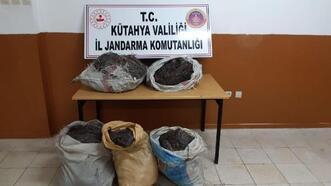 Kütahya'dan çaldıkları kablolarla Manisa'da yakalandılar