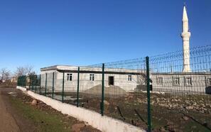 Bağlar'da cami ve taziyeevlerinde çevre düzenlemesi
