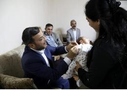 Yüreğir Belediyesi'nden yeni doğan bebeklere hediye