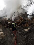 3 kardeş, evde çıkan yangında öldü