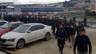 Banka hesaplarını boşaltıp 1 milyon lira vurgun yapan 24 kişi yakalandı