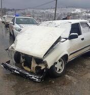 Sapanca'da kaza: 2 yaralı