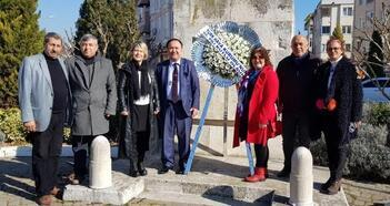 Türk Hava Kurumu'nun 95'inci yılı kutlanıyor