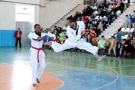 Sivas'ta, İmam Hatip Okulları arası spor oyunları
