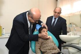 Vali Demirtaş sağlık merkezlerinde inceleme yaptı