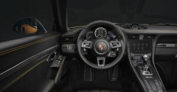 Porsche 911 Turbo S yeni bir fotoğrafla ortaya çıktı!