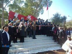 Karacasu'ya Şehitler Anıtı