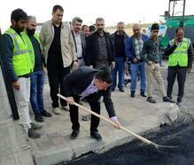 Bağlar'da asfalt seferberliği hazırlığı