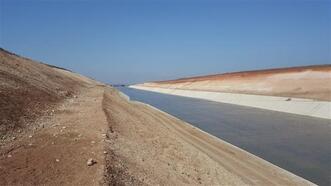 DSİ, Hatay'da 5 baraj ve 3 gölet inşa etti