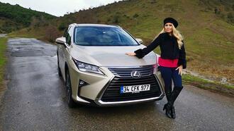 Lexus RX yenilendi!
