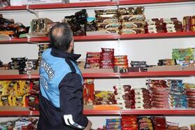 Diyarbakır'da hastane kantinlerine denetleme