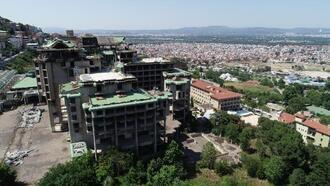 Başkan Aktaş: Yeni Çelikpalas binası yıkılmalı
