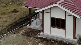İlk 'örnek ev' kuruldu! Artık Çevrimtaş'ta evler böyle olacak...