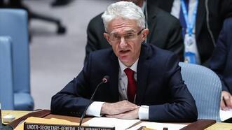 BM, Türkiye'den Suriye'ye yardım gönderilen iki sınır kapısının sürekli açık tutulmasını istedi