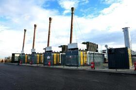 Konya'da metan gazından 1 yılda 78 milyon kilovat elektrik üretildi