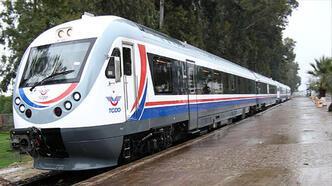 İran'a tren seferleri durduruldu